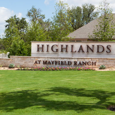 Highlands at Mayfield Ranch